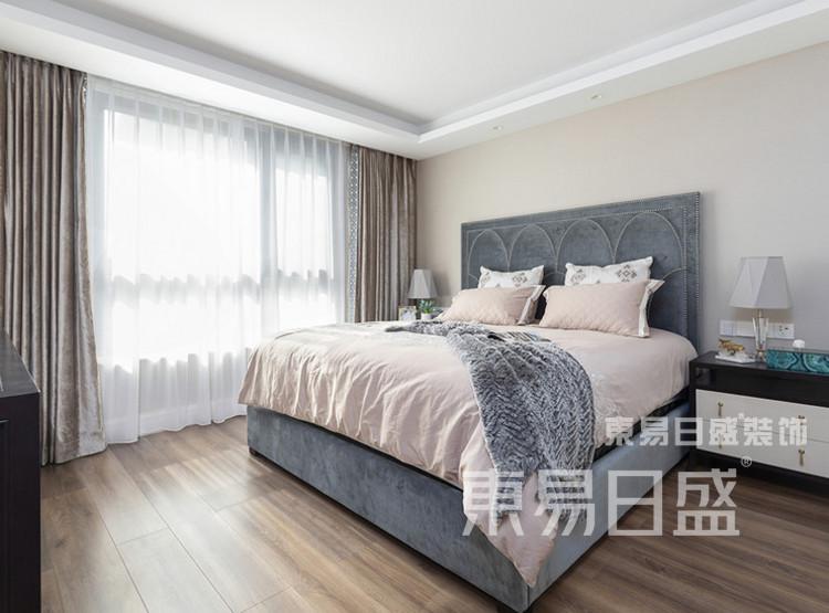 中洲崇安府4室2厅现代轻奢—卧室