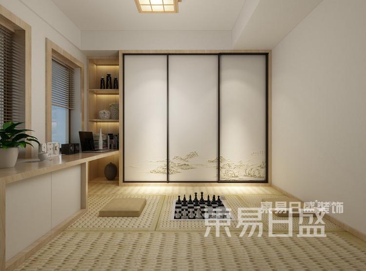 保利融侨时光印象4室2厅简美混搭——第三空间