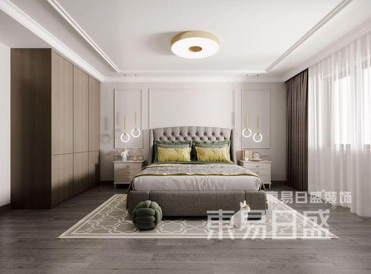 远洋太湖宸章北欧—卧室