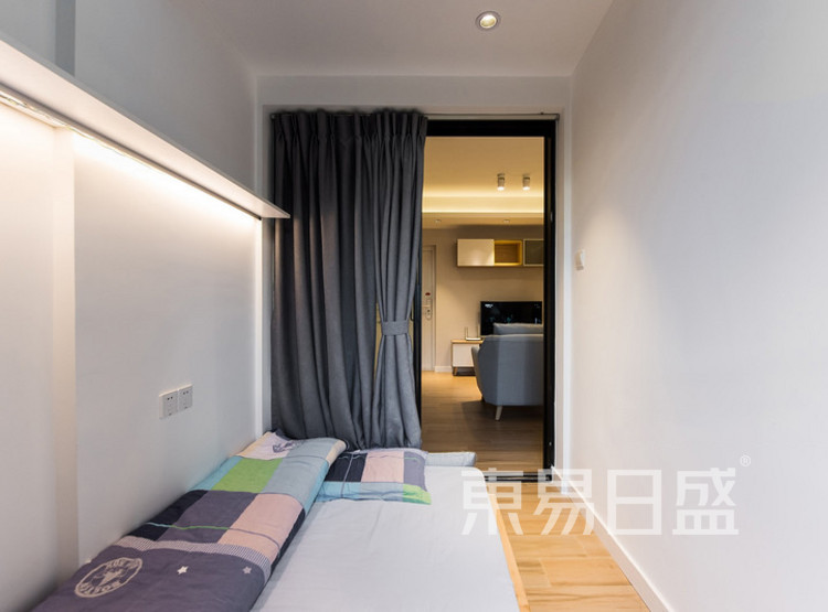 宝龙世家现代简约—卧室