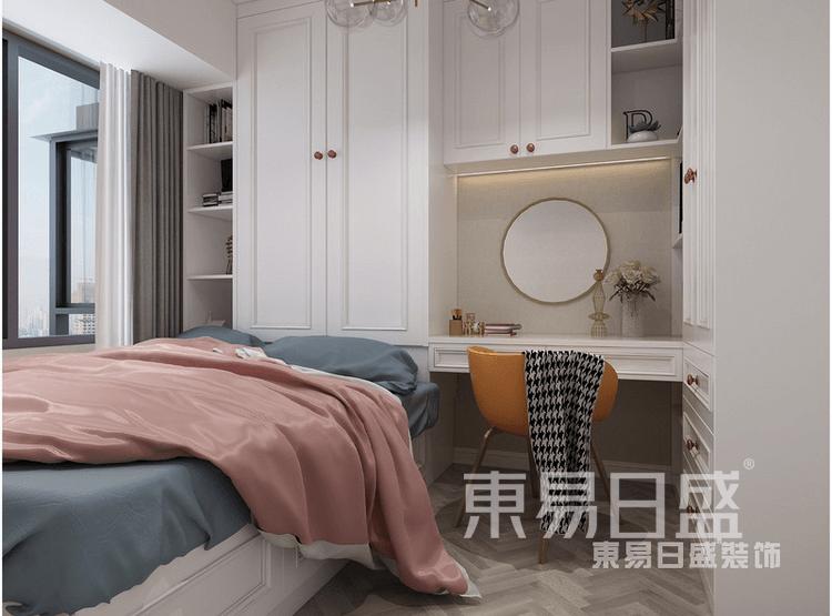 奥园观湖尚居-新中式-儿童房装修效果图