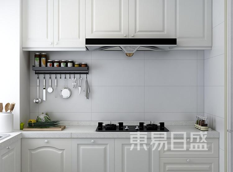 美式风格厨房装修设计