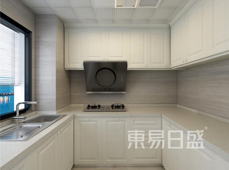 万家利锦园 现代简约——厨房