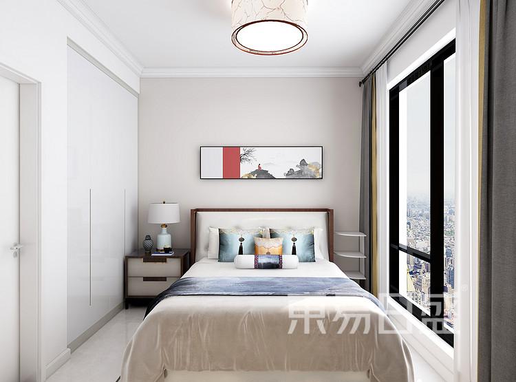 混搭风格卧室装修设计