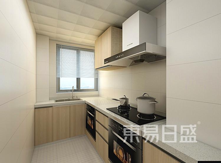 现代简约风格厨房装修设计