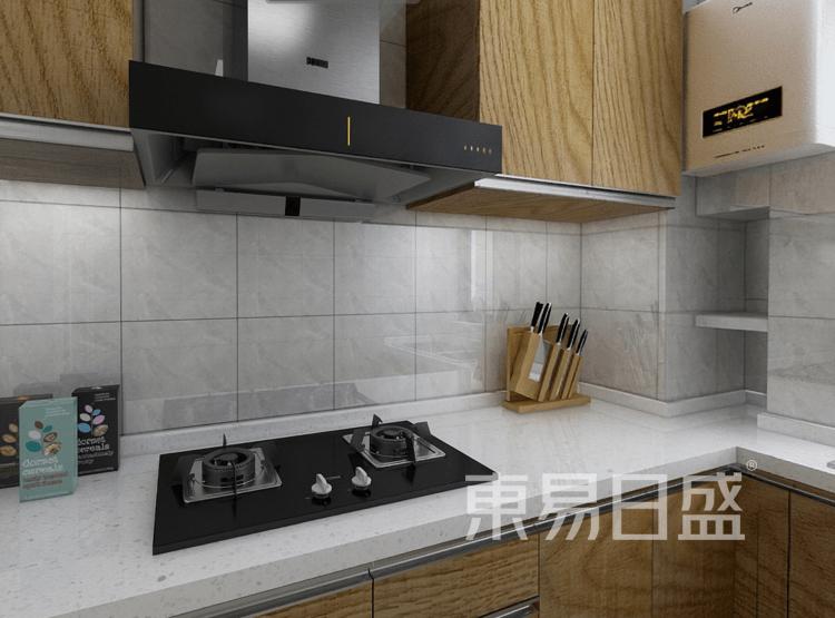 现代简约厨房装修