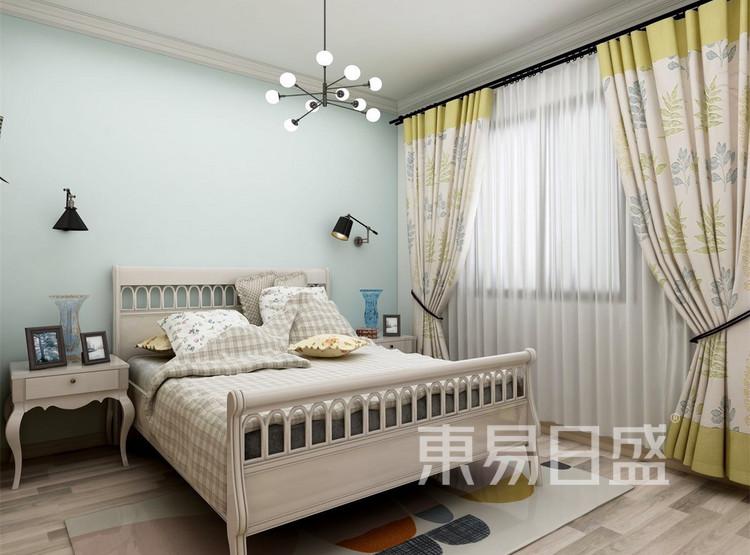 次卧装修效果图 - 北欧风格装修效果图 - 西安两居室装修
