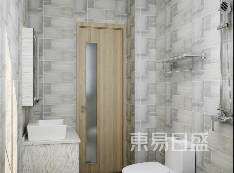 卫生间装修效果图 - 北欧风格装修效果图 - 西安两居室装修