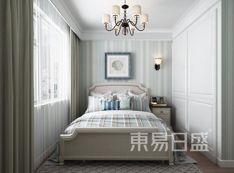 梁溪本源地中海风格装修效果图——卧室
