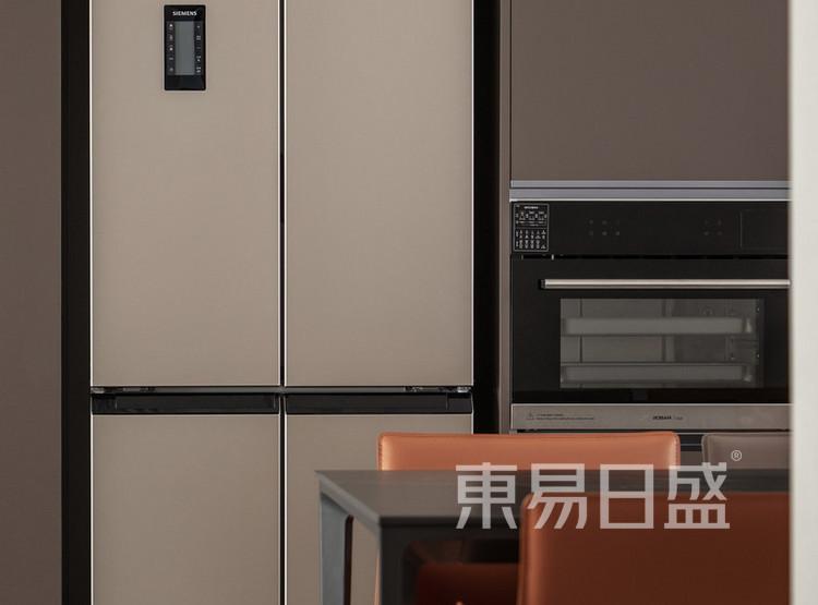 建发玖里湾现代简约装修效果图——厨房