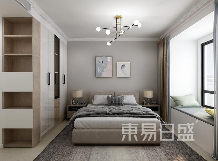 北欧风格卧室装修设计