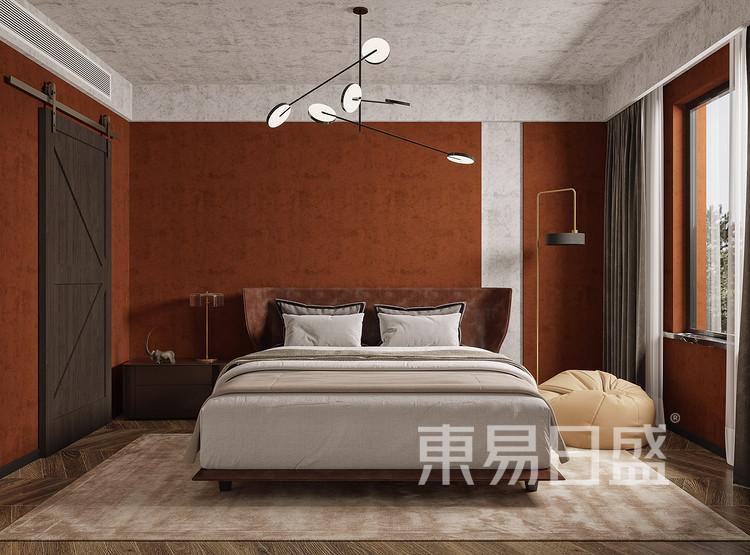 江南之星-工业风-卧室