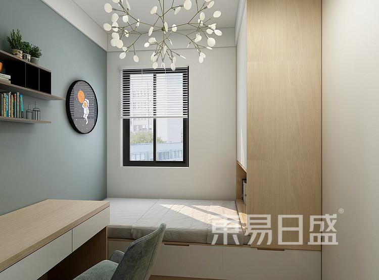 现代简约风格卧室装修设计