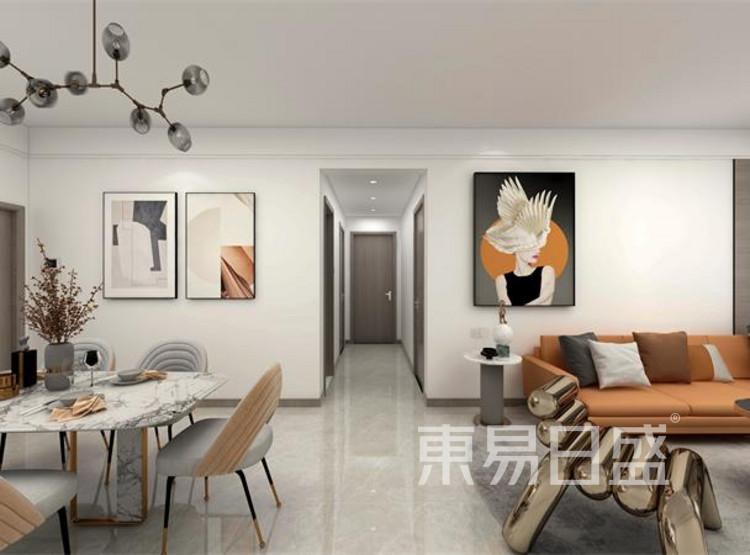 西安客厅装修 - 客厅装修效果图