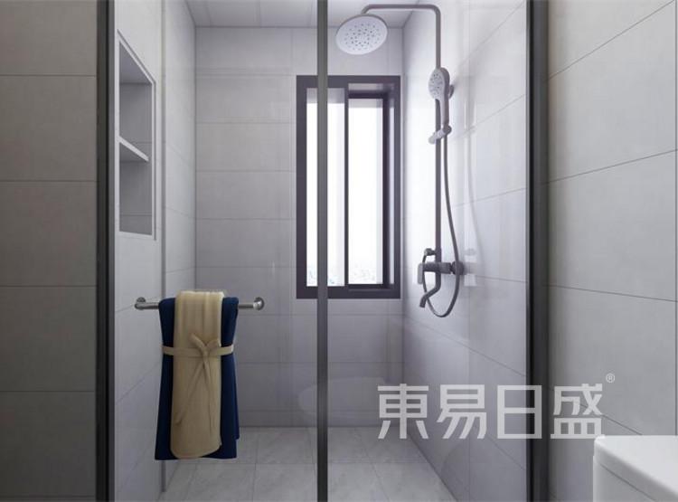 西安卫生间装修 - 卫生间装修效果图