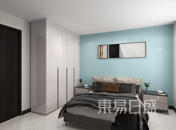 现代风格卧室装修设计