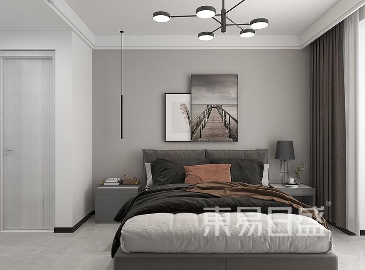 望京卧室现代风格
