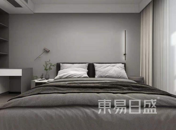 现代极简卧室装修效果图