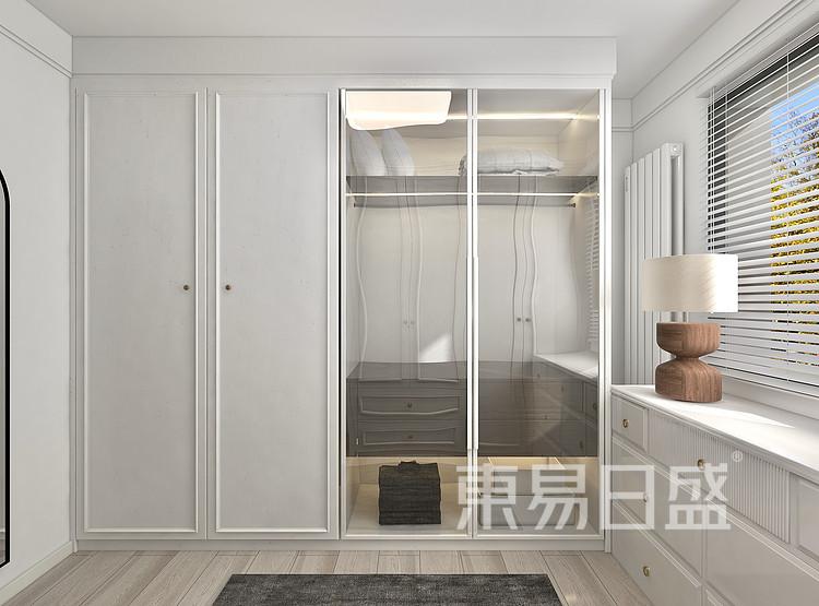日式简约卧室装修效果图